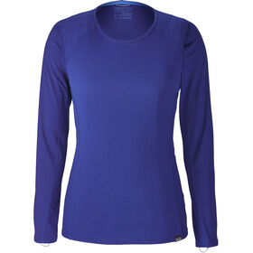 Patagonia W's Capilene Lightweight Crew Shirt Cobalt Blue